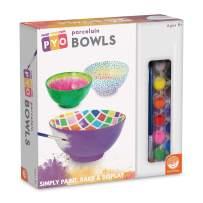 MindWare Paint Your Own Porcelain: (Bowls)