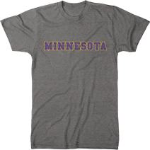 Cities - Minnesota Fan Men's Modern Fit Tri-Blend T-Shirt