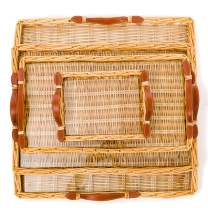 Amanda Lindroth's Signature Island Tray (Medium, Tan)