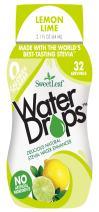 SweetLeaf Water Drops, Lemon Lime, 2.1 Fl Oz (Pack of 1)