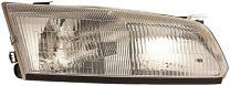 Dorman 1590791 Passenger Side Headlight Assembly For Select Toyota Models