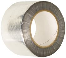 "TapeCase TC955 Glass Cloth/Aluminum Tape - 2"" X 36YD (1 Roll)"