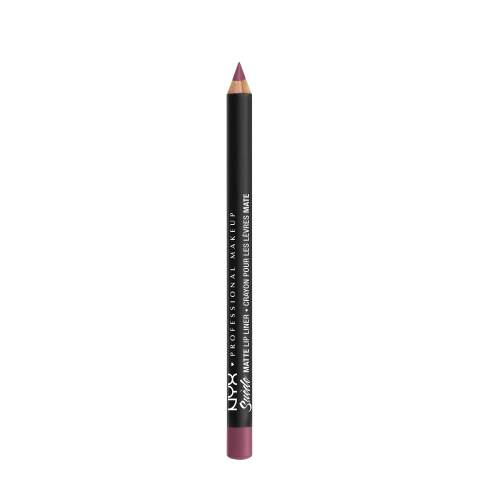 NYX PROFESSIONAL MAKEUP Suede Matte Lip Liner, Montreal