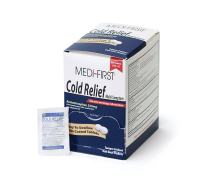 250 Multi-Symptom Cold Relief Tablets with Acetaminophen, Nasal Decongestant