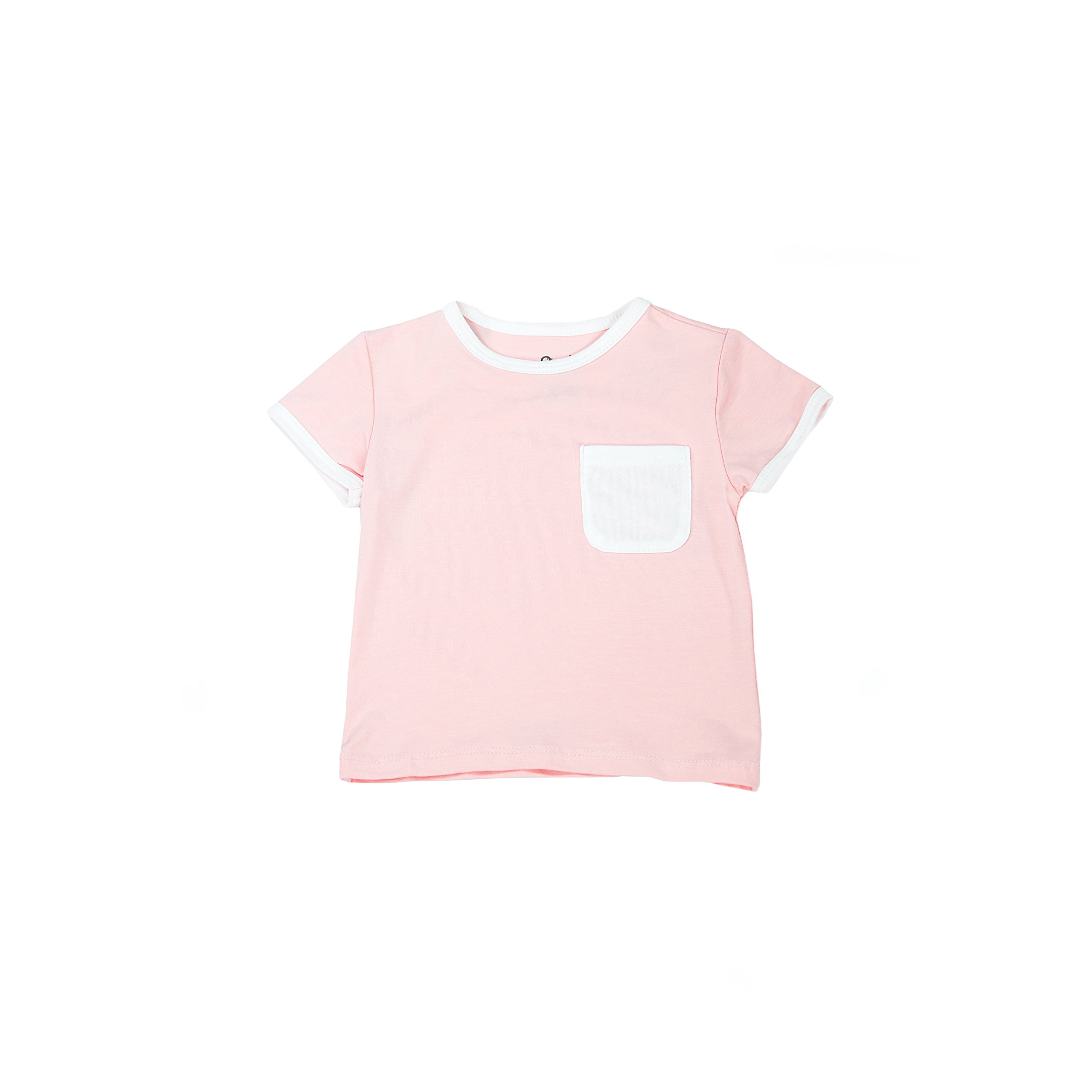 Lark Adventurewear: Soft Bamboo Pocket T-Shirt (Sizes 12M - 4T)