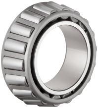 "Timken 938 Tapered Roller Bearing, Single Cone, Standard Tolerance, Straight Bore, Steel, Inch, 4.5000"" ID, 2.6250"" Width"