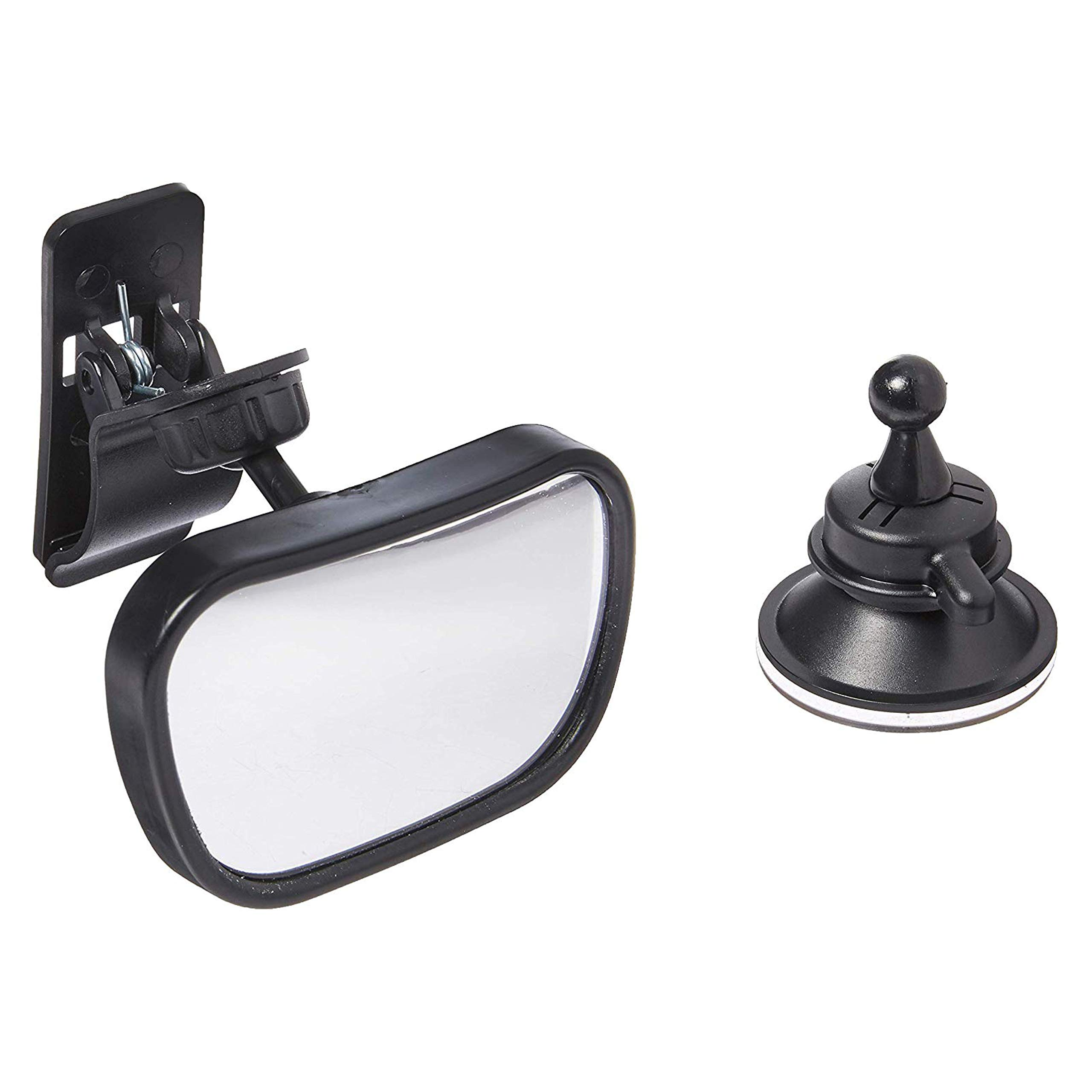 Pilot Automotive MI-404 Clip-on Baby Mirror with Suction