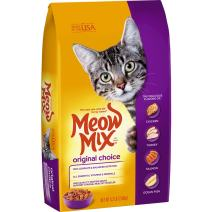 Meow Mix Original Dry Cat Food