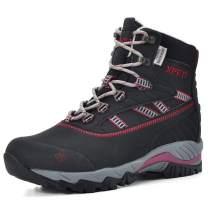 XPETI Women's Oslo Winter Snow Waterproof Hiking Boots