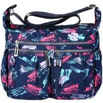 VBG VBIGER Crossbody Bag Classic Travel Shoulder Bag for Women Trendy Messenger Bag Large-capacity Nylon Cross body Bag