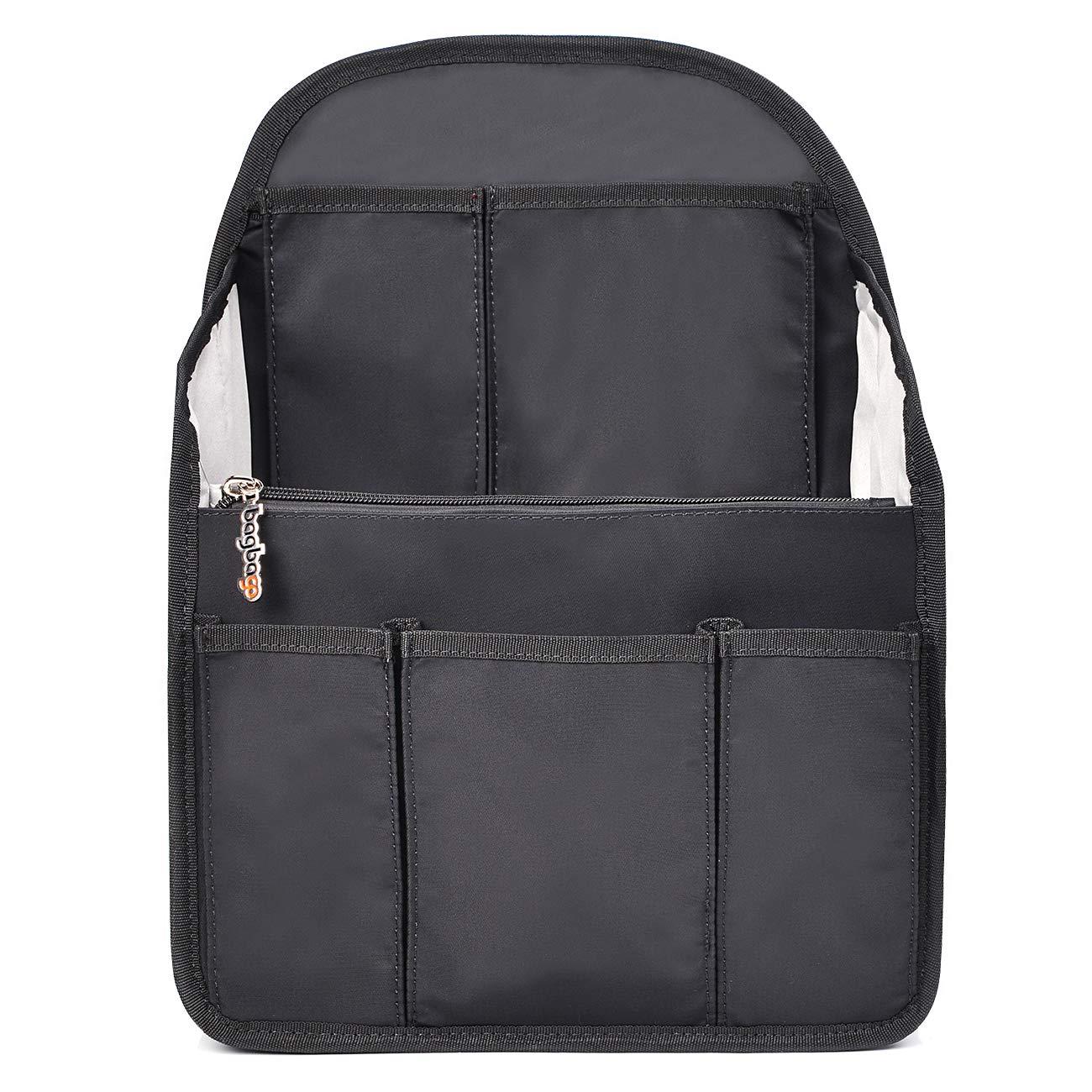 BES CHAN Backpack Insert Organizer Handbag Organizer Diaper Bag Gadget Organization (L(Diaper Insert Bag))
