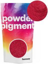 Hemway Pigment Powder Colour Luxury Ultra-Sparkle Dye Metallic Pigments for Epoxy Resin, Polyurethane Paint (Metallic Hot Pink, 100g / 3.5oz)