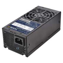 SilverStone Technology 500W Fixed Cable TFX Power Supply 80 Plus Gold TX500-G (SST-TX500-G)