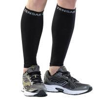 Zensah Running Leg Compression Sleeves - Shin Splint, Calf Compression Sleeve Men and Women