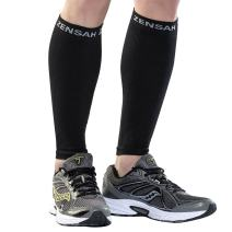 Zensah Running Leg Compression Sleeves - Shin Splint, Calf Compression Sleeve Men and Women