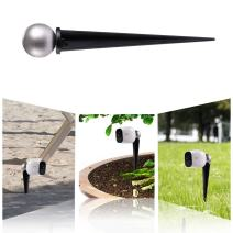 Golf Ground Stake Swing Recording for Arlo Smart Security by HOLACA, Compatible with Arlo Arlo Go Arlo Pro Arlo Pro 2 Smart Wire-Free Cameras