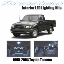 XtremeVision Interior LED for Toyota Tacoma 1995-2004 (3 Pieces) Cool White Interior LED Kit + Installation Tool