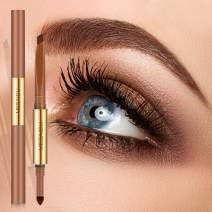 Mesaidu 3-in-1 Eye Makeup Eyebrow Pencil, Blender, Brush All In One (Acorn)…
