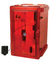 Bel-Art Secador Amber 4.0 Vertical Desiccator Cabinet; 1.9 cu. ft. (F42074-1008)