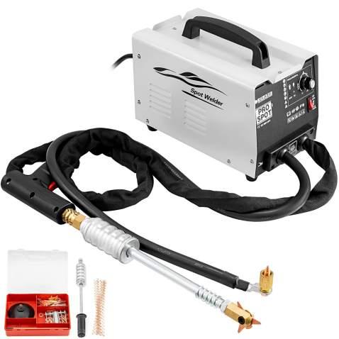 Bestauto Dent Puller Machine 3800A Vehicle Panel Spot Puller Dent Bonnet Door Repair GYS2700 Dent Puller 12KW Spot Welder for Car Dent Repair