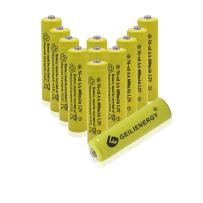 GEILIENERGY AA Size NiCd AA 600mAh 1.2V Rechargeable Battery for Solar Lamp Solar Light(Pack of 12)