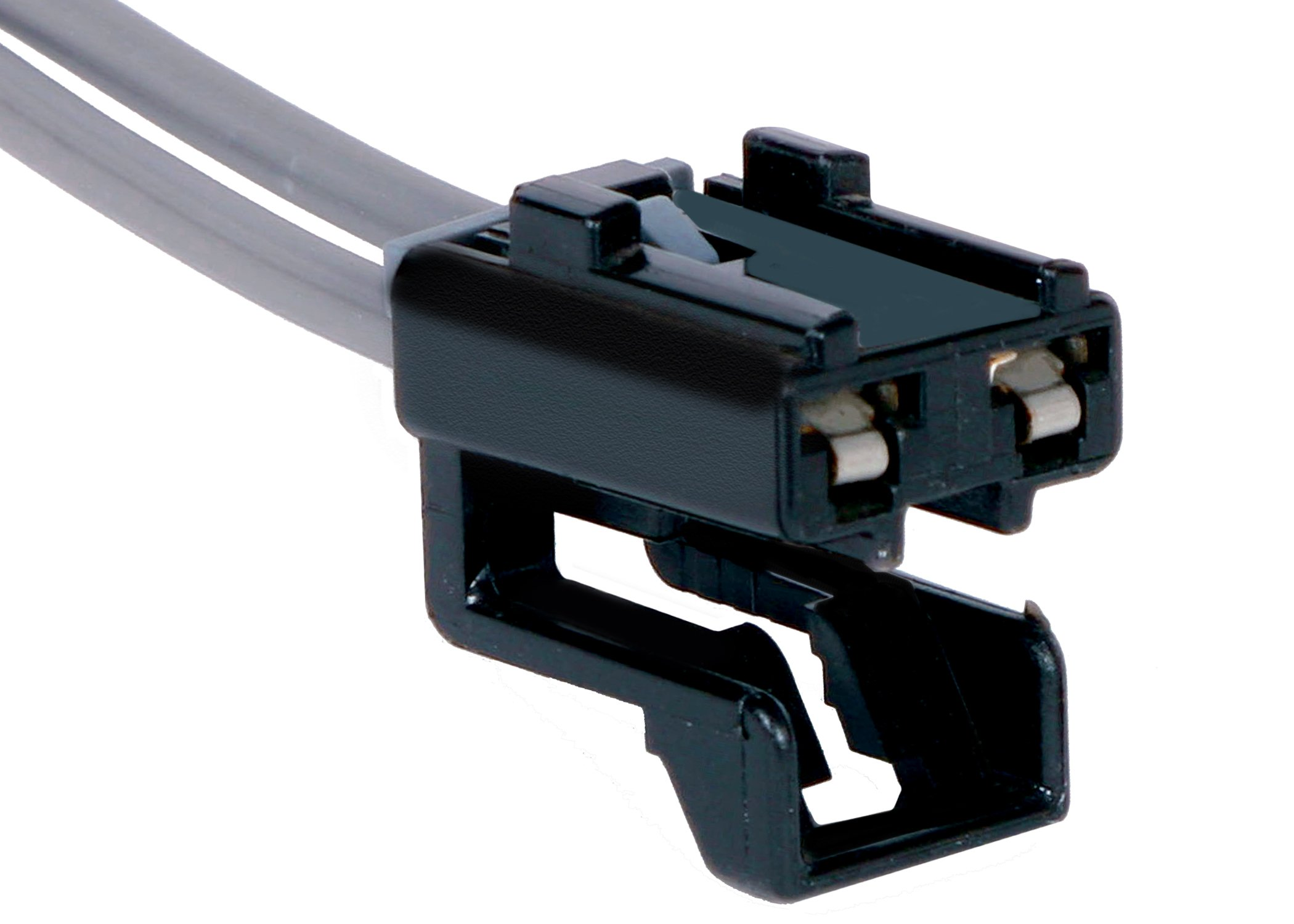 ACDelco PT275 GM Original Equipment 2-Way Female Black Multi-Purpose Pigtail