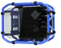 In Win Motorcycle Steel Tube Mini- ITX Computer Case D Frame Mini Blue