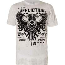 Affliction Men's Graphic T-Shirt, Value Variant, Short Sleeve Crew Neck Shirt