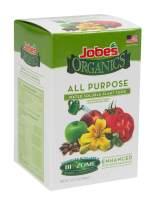 Jobe's Organics 08255 All Purpose Water Soluble Plant Food, 5 oz