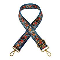 AGAPASS Wide Purse Strap Bag Strap Replacement Crossbody Handbag Totebag Stripe Adjustable Bag Belt