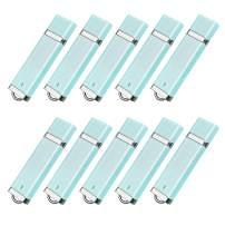 TOPESEL 10PCS 2GB USB 2.0 Flash Drive -Bulk Pack-Memory Storage Thumb Stick Light Blue