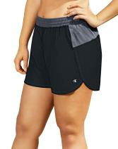 Champion Women's Plus-Size Sport Short 5