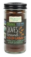 Frontier Natural Products Cloves, Og, Ground, Ft, 1.90-Ounce