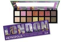 RUDE Metropolis 14 Color Eyeshadow Palette - London