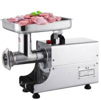 Happybuy Meat Grinder Electric 0.33HP/250W 176Lbs/H Commercial Sausage Maker Stainless Steel for Restaurant Butcher Kitchen, 176LB