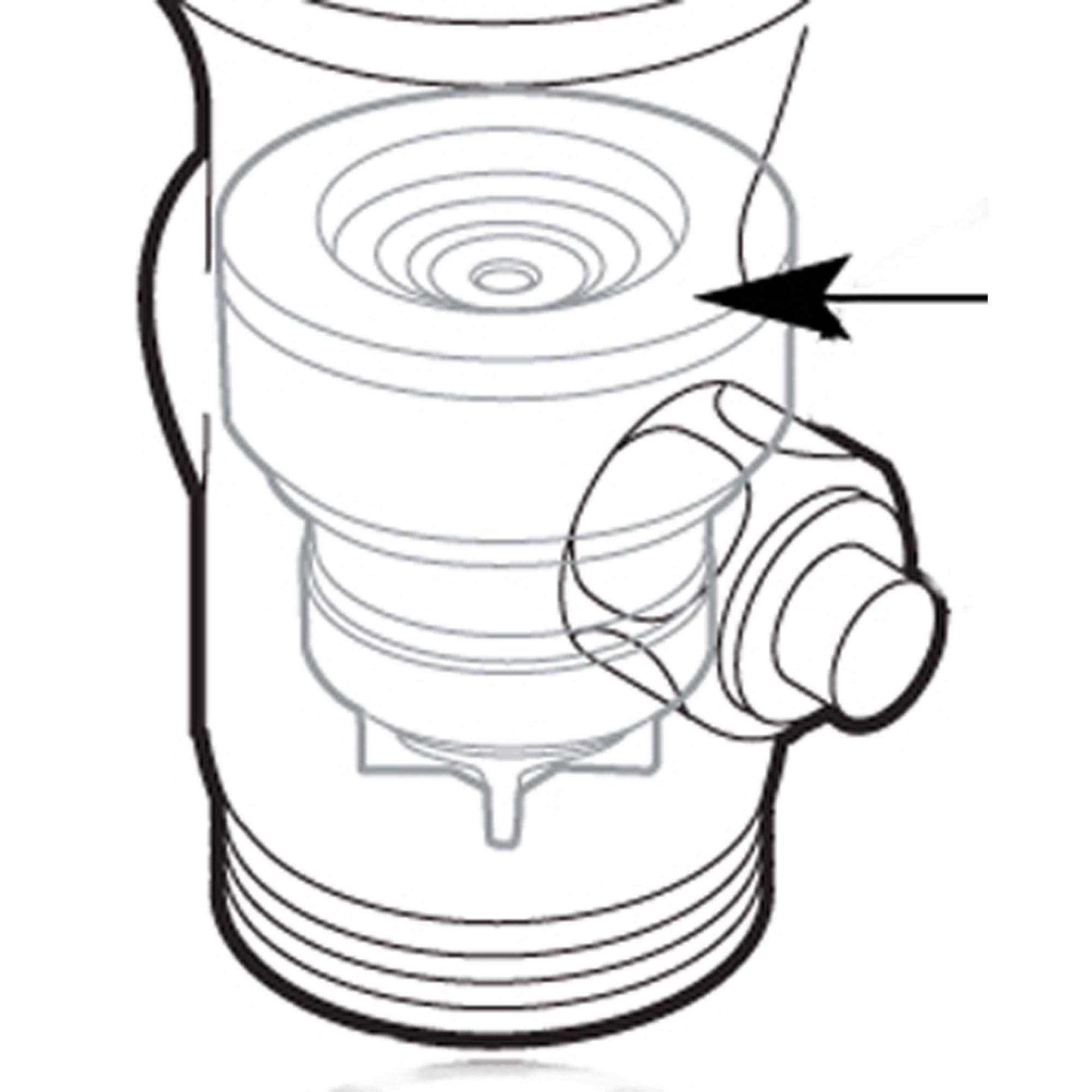 Moen 104437 Flush Valve Kit