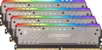 Crucial Ballistix Tactical Tracer RGB 3000 MHz DDR4 DRAM Desktop Gaming Memory Kit 32GB (8GBx4) CL15 BLT4K8G4D30AET4K