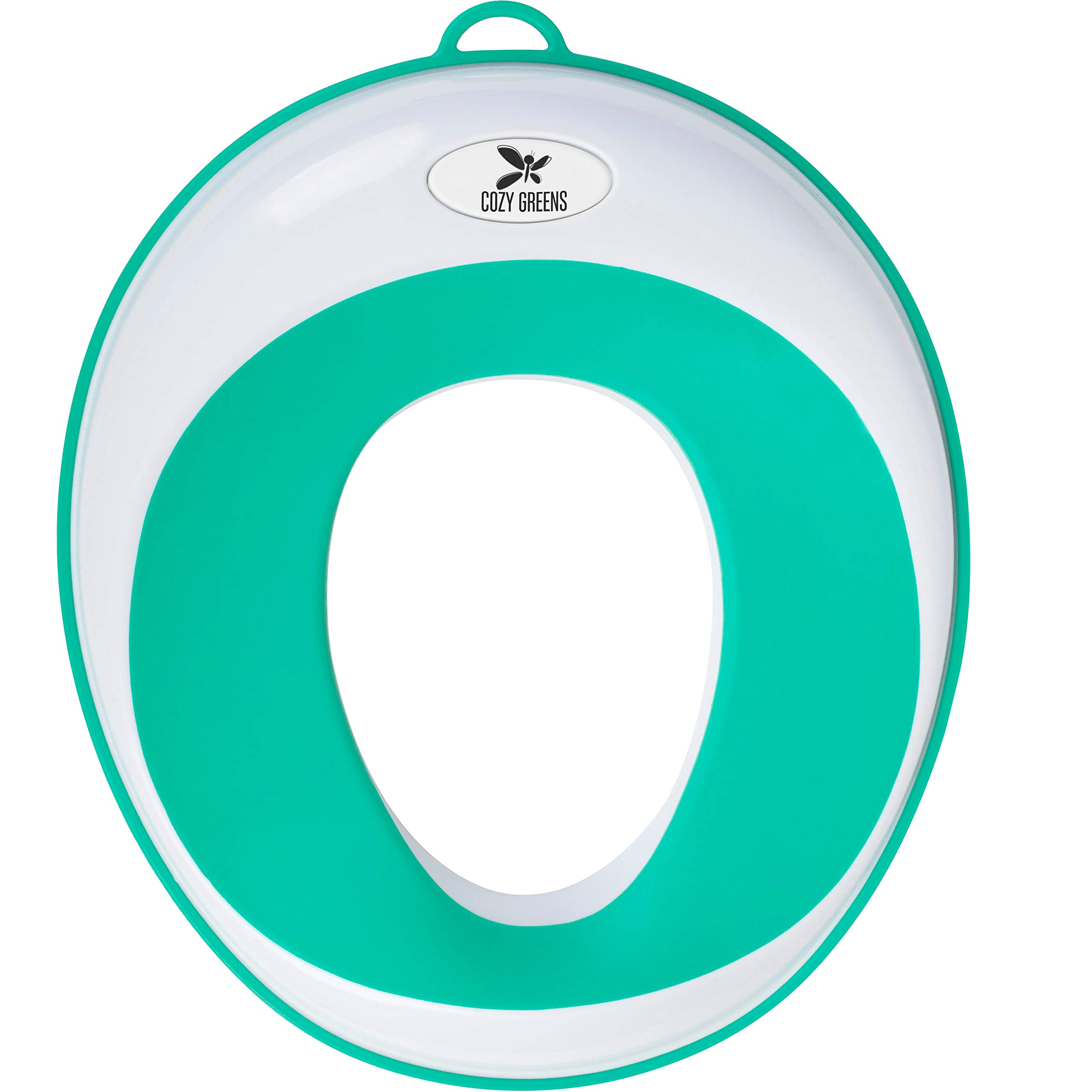 Potty Training Seat for Boys and Girls   Toddler Potty Ring   Fits Most Round and Oval Toilets   Free Folding Toilet Training Chart, Kids Toilet Training Essentials   Gift Box