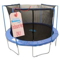 Upper Bounce Replacement Safety Enclosure Net -  with Top Sleeves