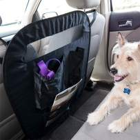 Furhaven Pet Furniture Cover | Universal Car Seat Cover Cargo Protector Platform Bridge & Adjustable Travel Barrier Organizer for Dogs & Cats - Available in Multiple Colors & Sizes