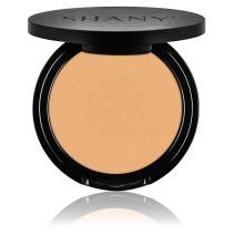 SHANY Dual Powder Foundation, Oil - Free, Talc Free, Wet/Dry - PURE BEIGE