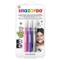Snazaroo Face Paint Brush Pen, Fantasy