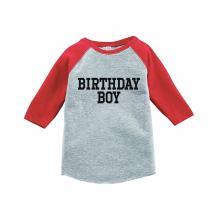 7 ate 9 Apparel Boy's Birthday Boy Onepiece