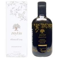 Zeytin Premium Extra Virgin Olive Oil - 2019 October Early-Harvest I Award Winning I PDO I Certified Organic I Cold Pressed I Single-Source I VEGAN & KETO (Buttery & Smooth, 500 ml (16.9 oz)