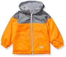 Osh Kosh Boys' Little Midweight Reversible Jacket