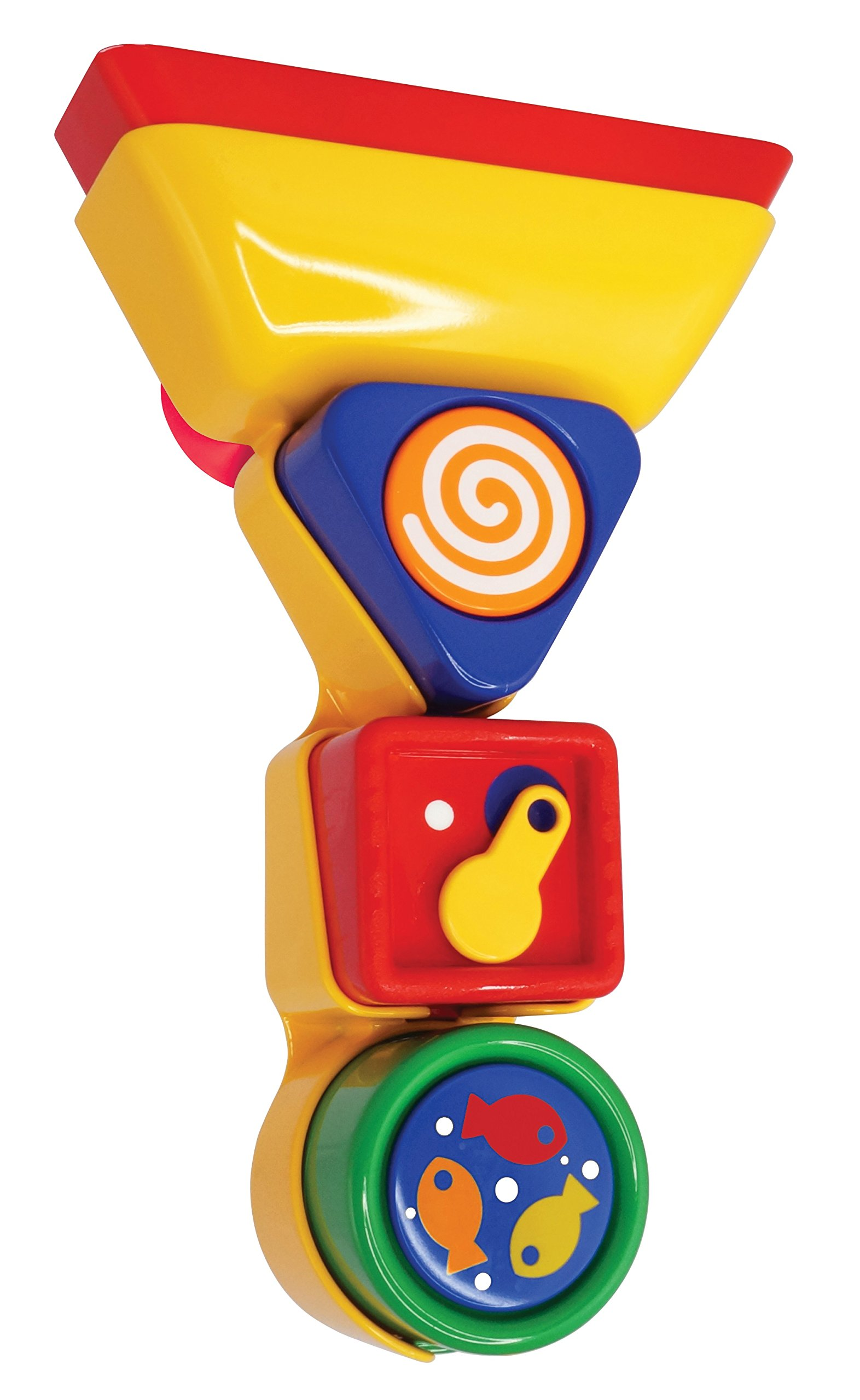 Tolo Bathtime Pour and Spin Shape Sorter Toy