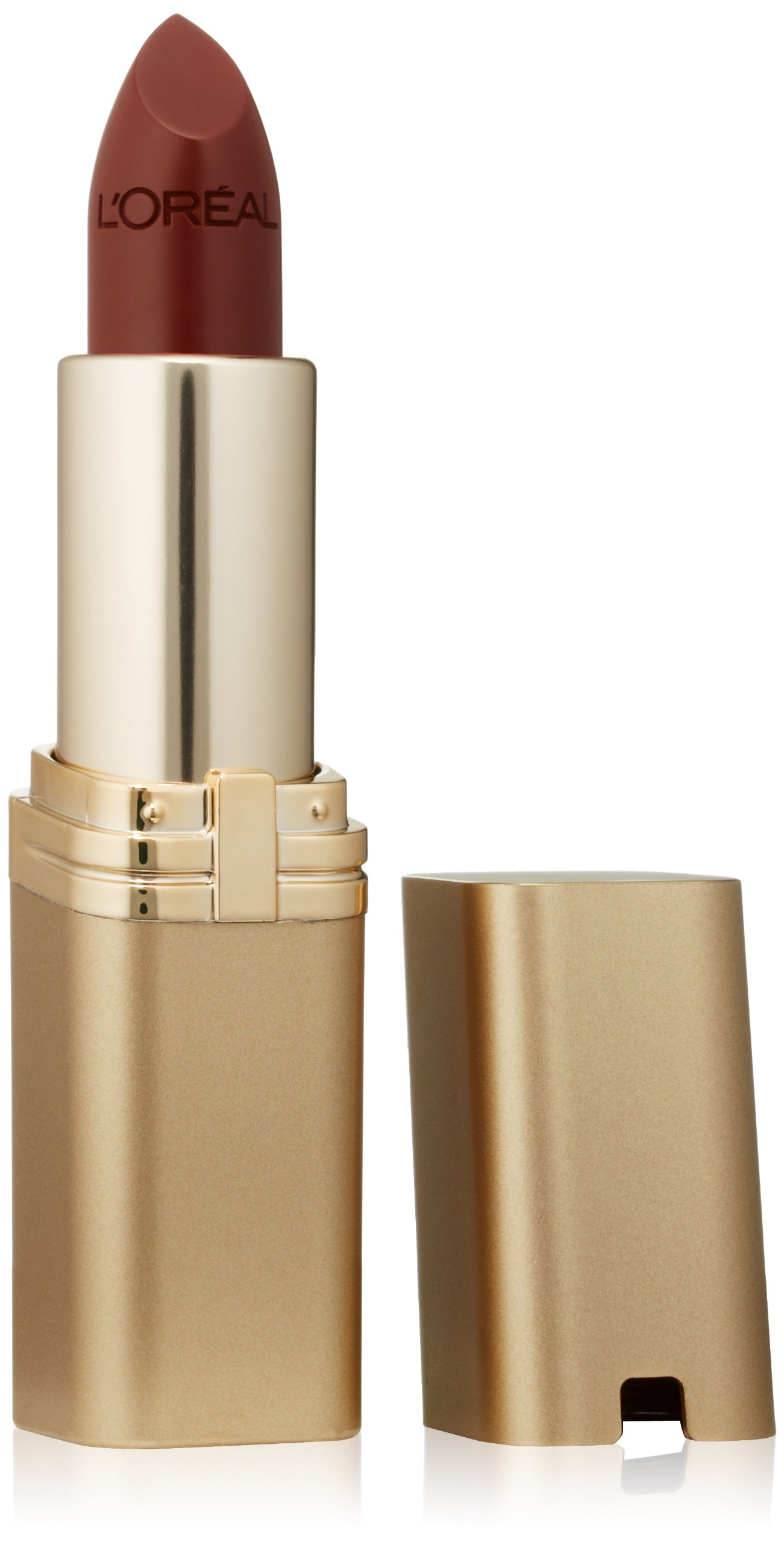 L'Oreal Paris Makeup Colour Riche Original Creamy, Hydrating Satin Lipstick, 860 Spice,1 Count