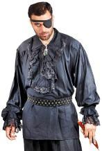 ThePirateDressing Medieval Poet's Roberto Cofresi Costume Pirate Shirt C1003