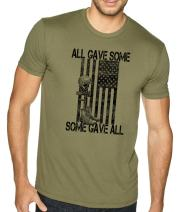 SignatureTshirts Men's All Gave Some Some Gave All T-Shirt