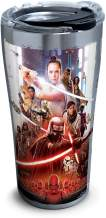 Tervis Star Wars Episode IX Poster Insulated Travel Tumbler & Lid, 20 oz, Silver